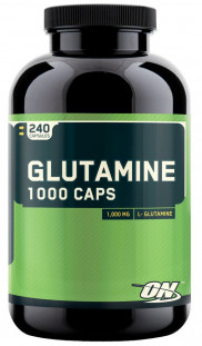 Optimum Nutrition Glutamine caps 1000 mg (240 капсул)