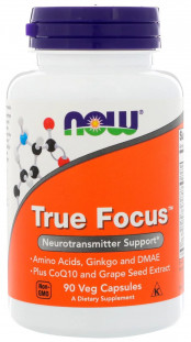NOW True Focus ( 90 кап)