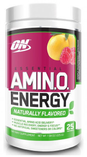 Аминокислоты Optimum Nutrition Amino Energy Naturally Flavored (225 г)